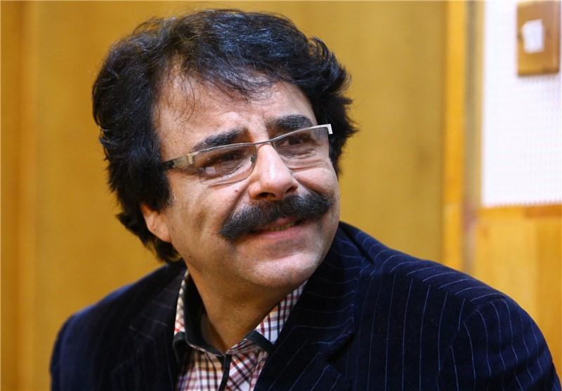 علیرضا افتخاری از بزرگان موسیقی ایران