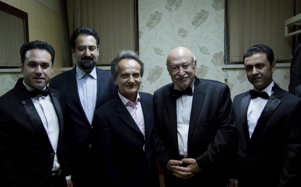 شبی با فخرموسیقی ایران